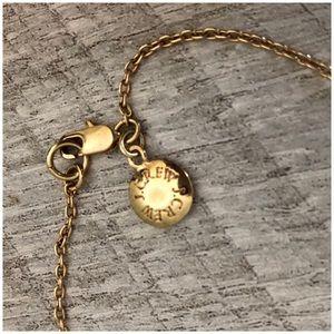 J. Crew Jewelry - J. Crew Gold Tone Necklace